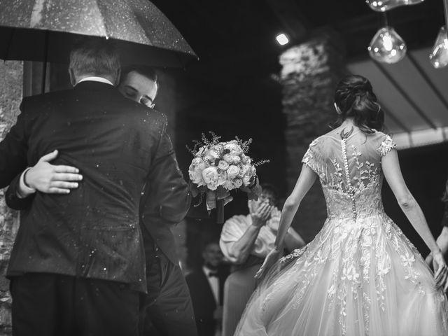 Il matrimonio di Francesco e Nicole a Collebeato, Brescia 32