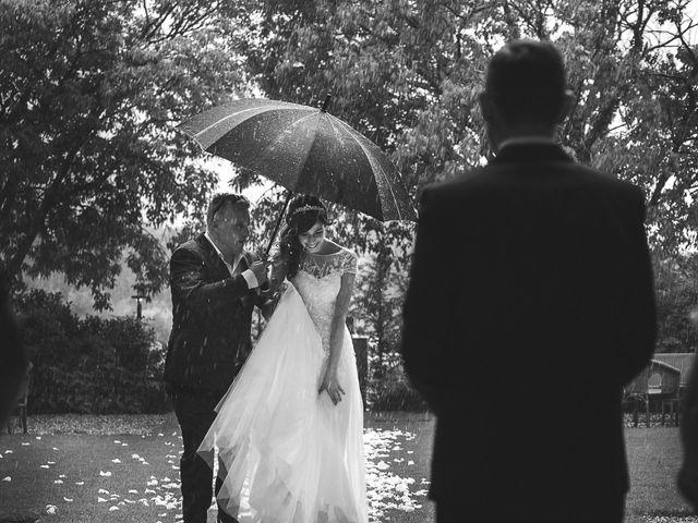 Il matrimonio di Francesco e Nicole a Collebeato, Brescia 34