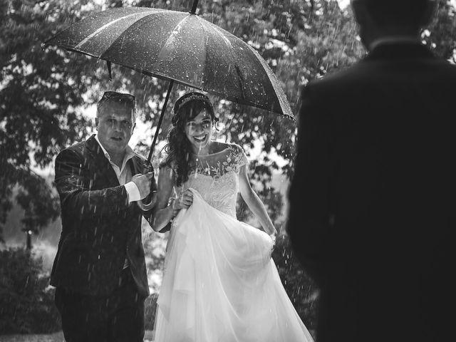 Il matrimonio di Francesco e Nicole a Collebeato, Brescia 35