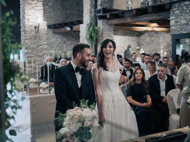 Il matrimonio di Francesco e Nicole a Collebeato, Brescia 39