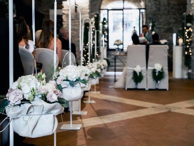 Il matrimonio di Francesco e Nicole a Collebeato, Brescia 41