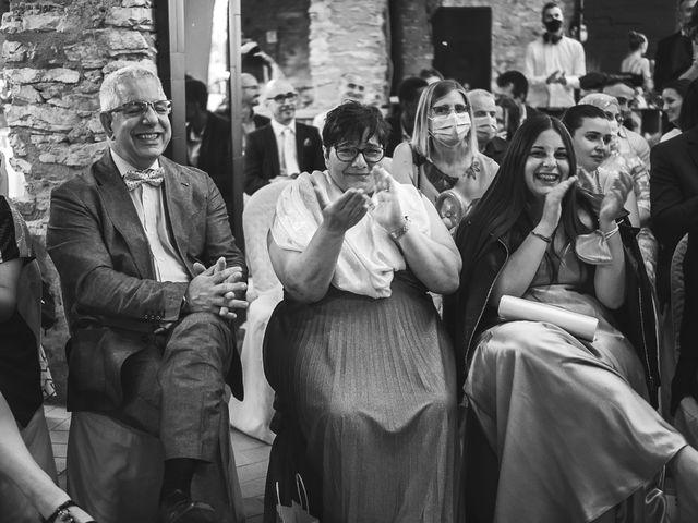 Il matrimonio di Francesco e Nicole a Collebeato, Brescia 42
