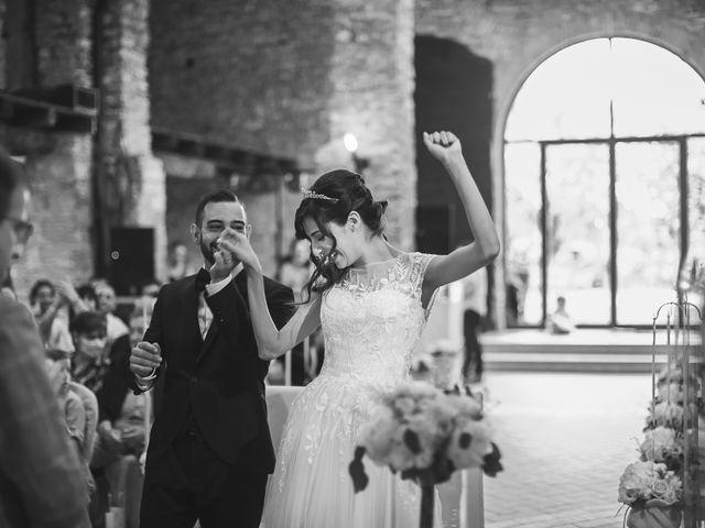 Il matrimonio di Francesco e Nicole a Collebeato, Brescia 44