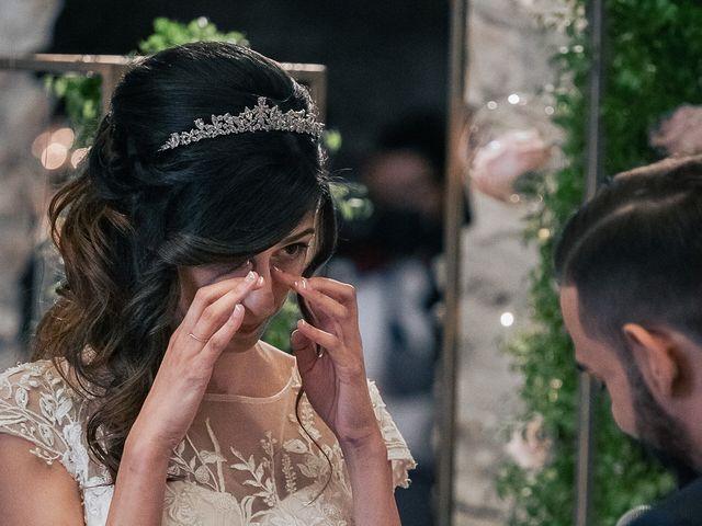 Il matrimonio di Francesco e Nicole a Collebeato, Brescia 45
