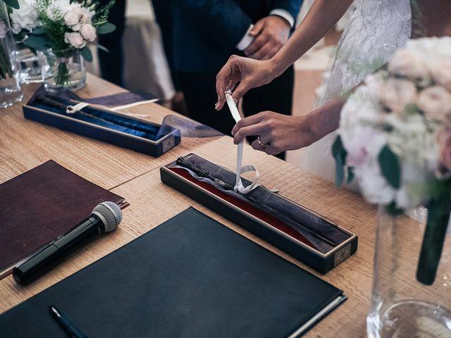 Il matrimonio di Francesco e Nicole a Collebeato, Brescia 46