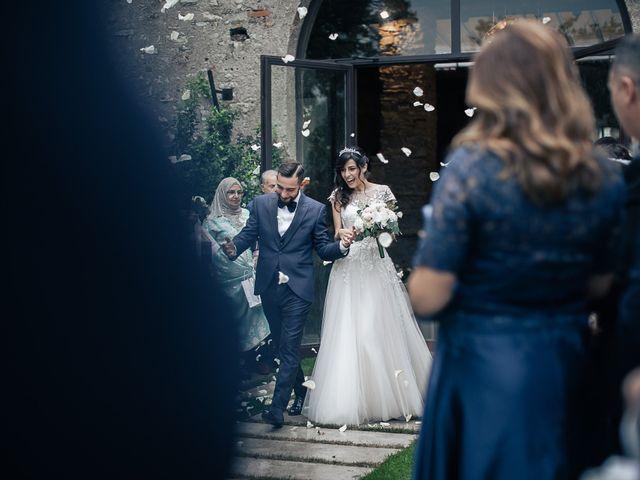 Il matrimonio di Francesco e Nicole a Collebeato, Brescia 47