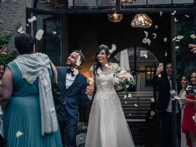 Il matrimonio di Francesco e Nicole a Collebeato, Brescia 50
