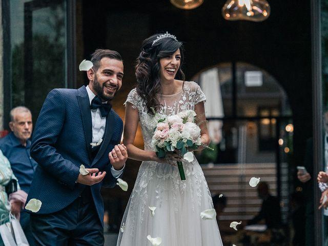 Il matrimonio di Francesco e Nicole a Collebeato, Brescia 51