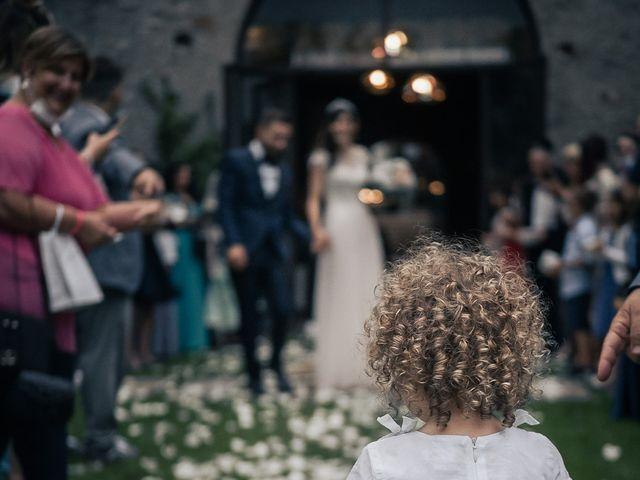 Il matrimonio di Francesco e Nicole a Collebeato, Brescia 53