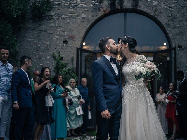 Il matrimonio di Francesco e Nicole a Collebeato, Brescia 55