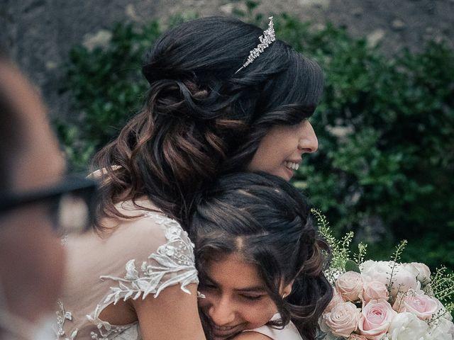 Il matrimonio di Francesco e Nicole a Collebeato, Brescia 60