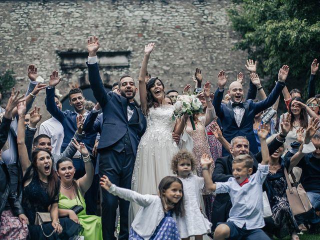 Il matrimonio di Francesco e Nicole a Collebeato, Brescia 61