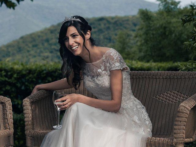 Il matrimonio di Francesco e Nicole a Collebeato, Brescia 63