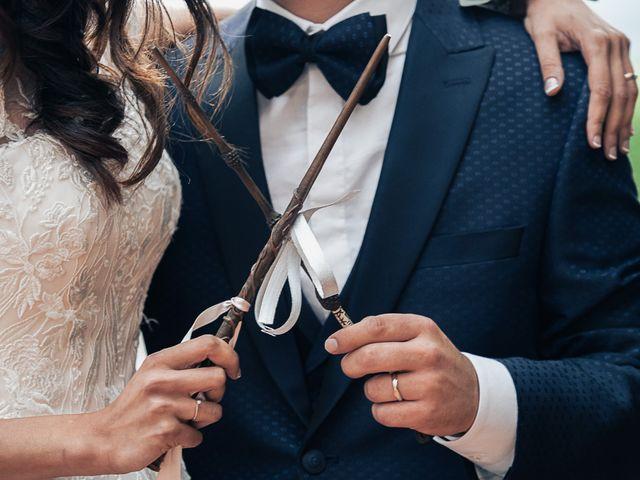 Il matrimonio di Francesco e Nicole a Collebeato, Brescia 65