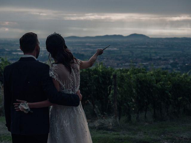 Il matrimonio di Francesco e Nicole a Collebeato, Brescia 66