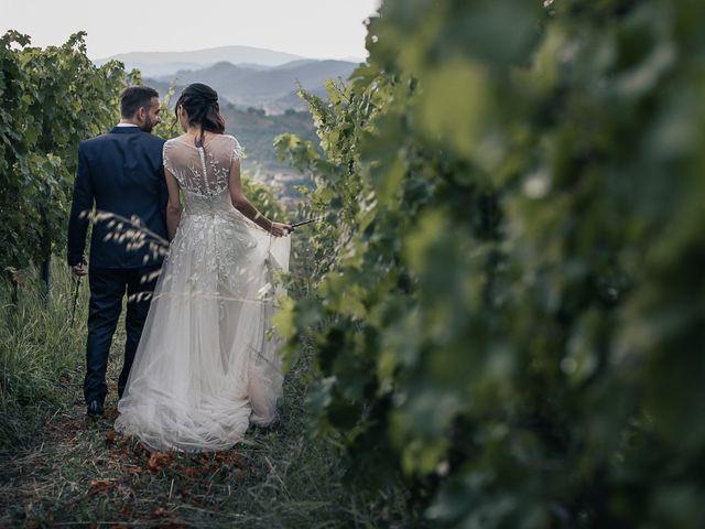 Il matrimonio di Francesco e Nicole a Collebeato, Brescia 67