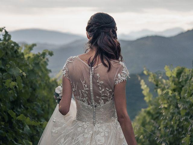 Il matrimonio di Francesco e Nicole a Collebeato, Brescia 70