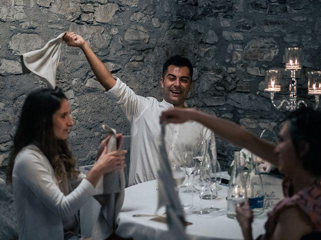 Il matrimonio di Francesco e Nicole a Collebeato, Brescia 79