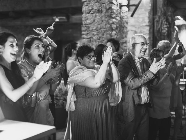 Il matrimonio di Francesco e Nicole a Collebeato, Brescia 81