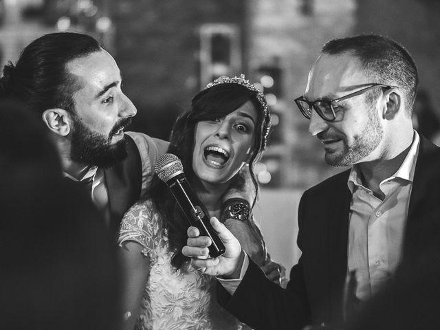 Il matrimonio di Francesco e Nicole a Collebeato, Brescia 83