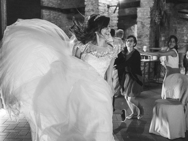 Il matrimonio di Francesco e Nicole a Collebeato, Brescia 84