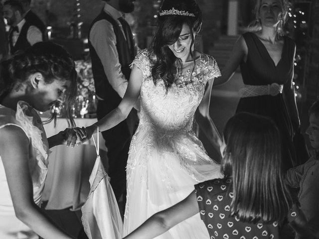 Il matrimonio di Francesco e Nicole a Collebeato, Brescia 86