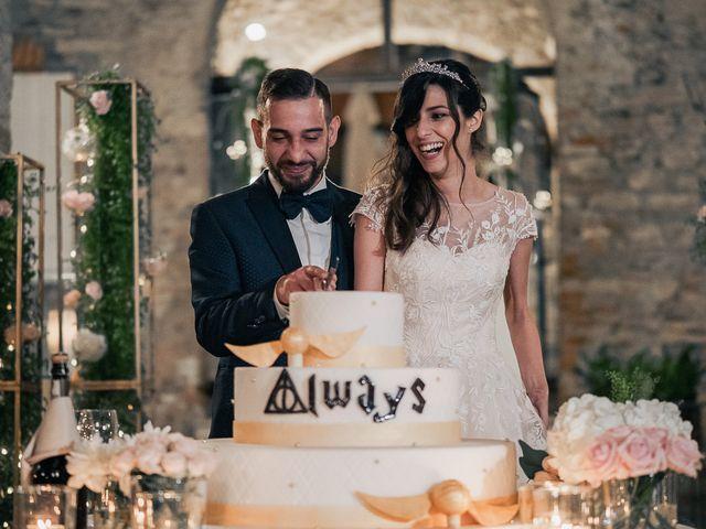Il matrimonio di Francesco e Nicole a Collebeato, Brescia 92