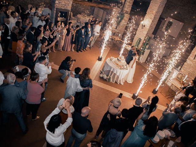 Il matrimonio di Francesco e Nicole a Collebeato, Brescia 93