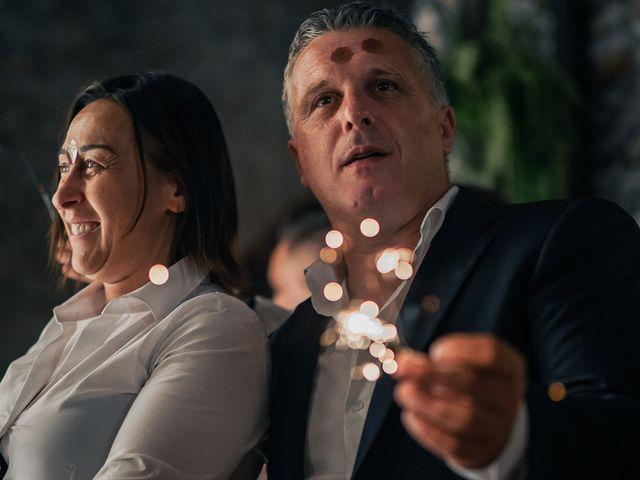 Il matrimonio di Francesco e Nicole a Collebeato, Brescia 95