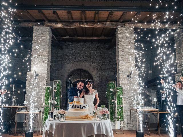 Il matrimonio di Francesco e Nicole a Collebeato, Brescia 96