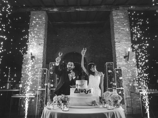Il matrimonio di Francesco e Nicole a Collebeato, Brescia 98