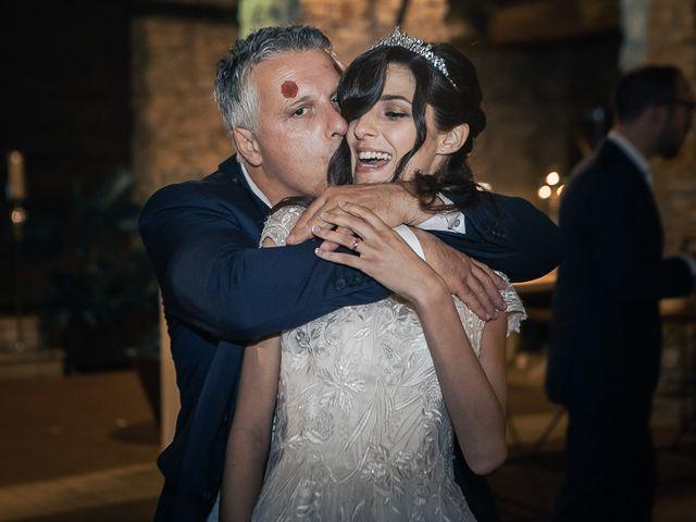 Il matrimonio di Francesco e Nicole a Collebeato, Brescia 100