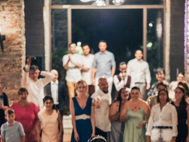 Il matrimonio di Francesco e Nicole a Collebeato, Brescia 101