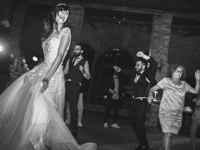Il matrimonio di Francesco e Nicole a Collebeato, Brescia 103