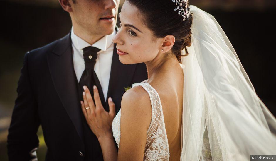 Il matrimonio di Gabriele e Maria a Pisa, Pisa