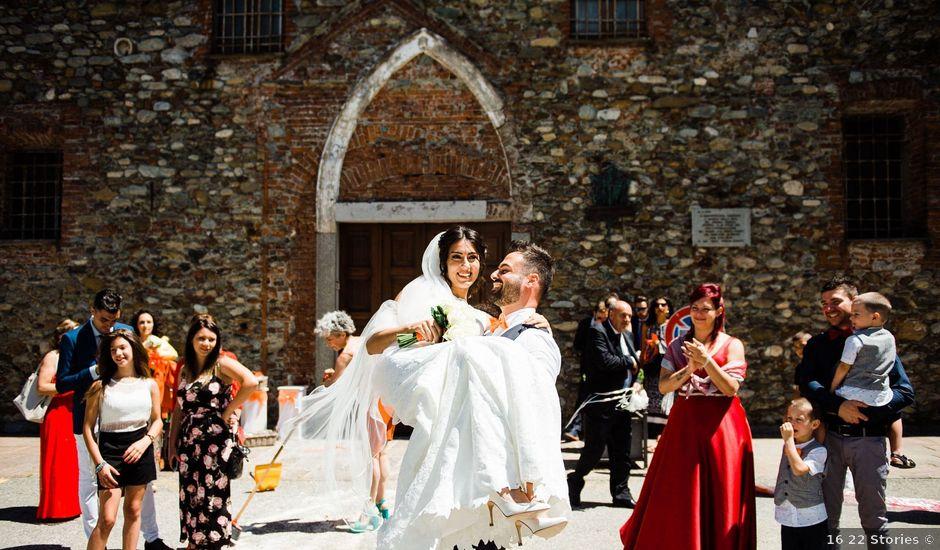 Il matrimonio di Francesco e Rossana a Lanzo Torinese, Torino