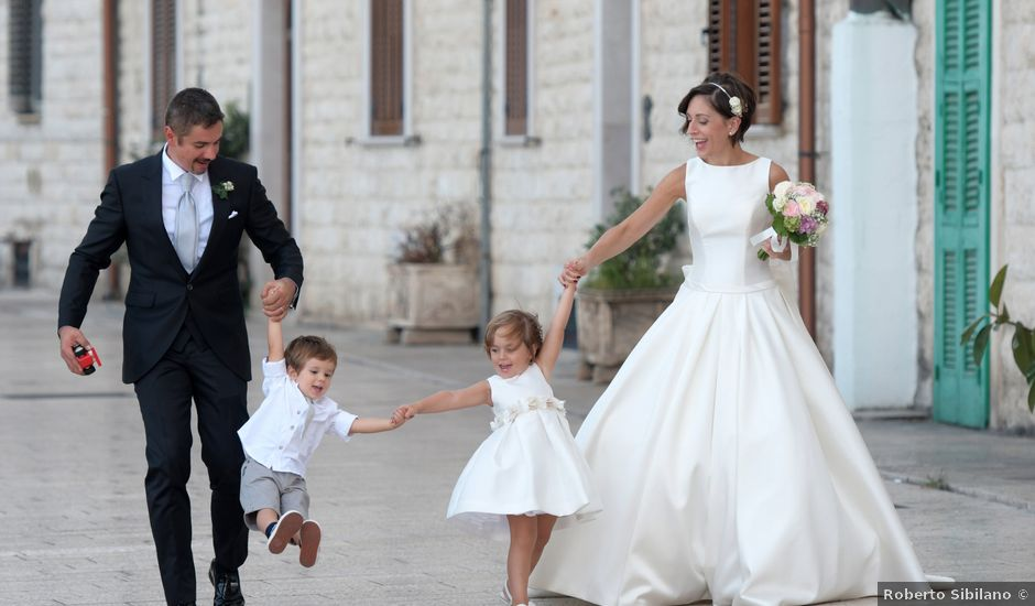 Il matrimonio di Maurizio e Barbara a Monopoli, Bari
