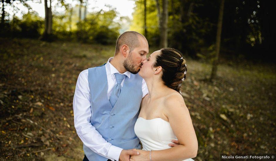 Il matrimonio di Elia e Francesca a Nebbiuno, Novara