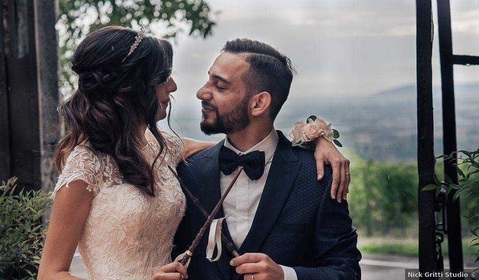 Il matrimonio di Francesco e Nicole a Collebeato, Brescia