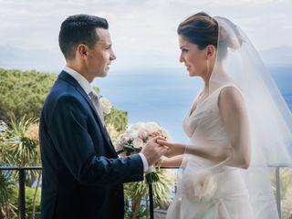Le nozze di Gabriella e Biagio