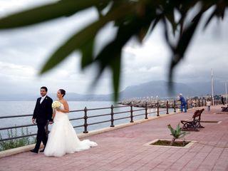 Le nozze di Paola e Rosario