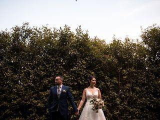 Le nozze di Giada e Nico