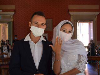 Le nozze di Meryem e Mehdi