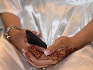 Le nozze di Meryem e Mehdi 2