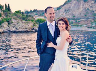 Le nozze di Cinzia e Michele
