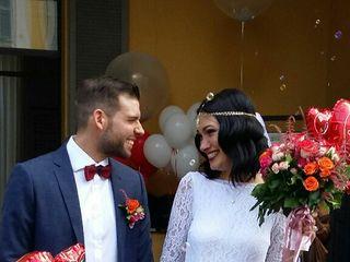 Le nozze di Annie Vieira e Filippo Ripamonti 2