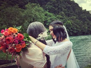 Le nozze di Annie Vieira e Filippo Ripamonti 3