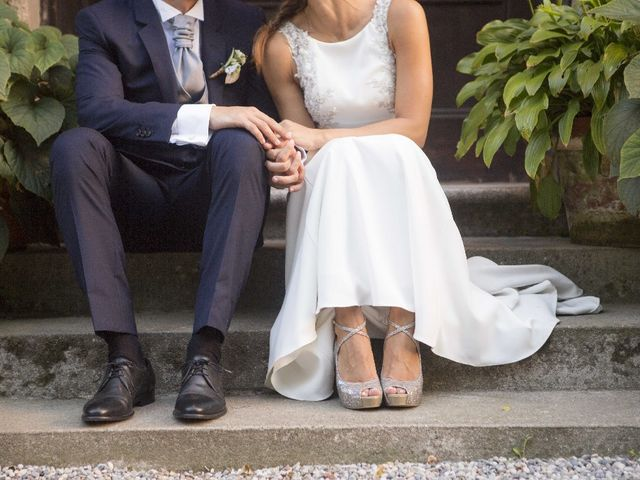Il matrimonio di Mattia e Katia a Gussola, Cremona 1