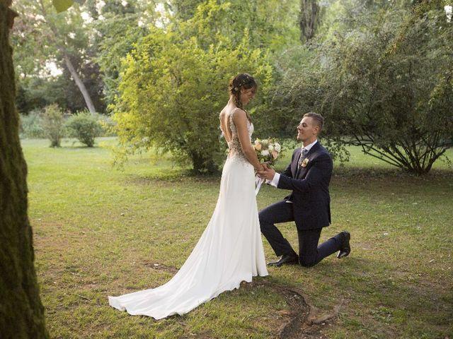 Il matrimonio di Mattia e Katia a Gussola, Cremona 8