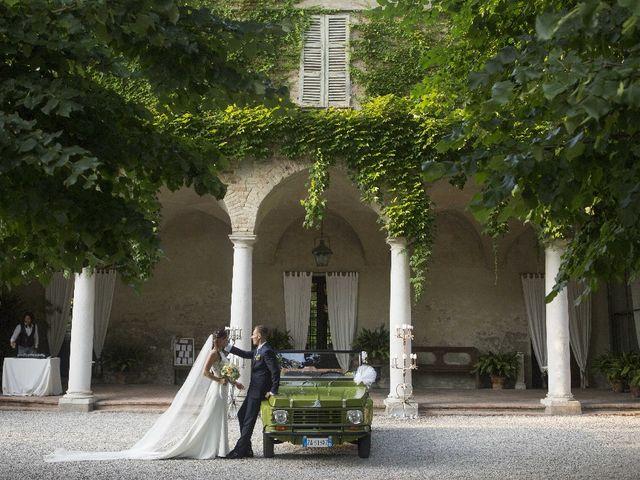 Il matrimonio di Mattia e Katia a Gussola, Cremona 11